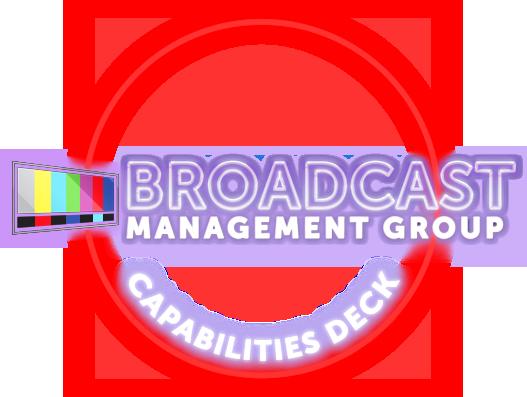 BMG Capabilities Deck