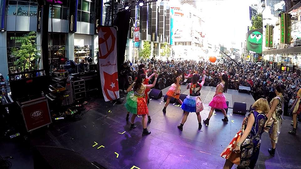 GoPro Shot CBGB - Cheeky Parade