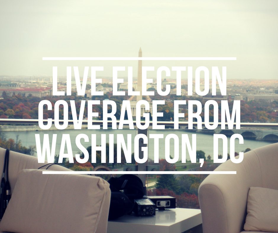 Live Election Coverage from Washington, DC