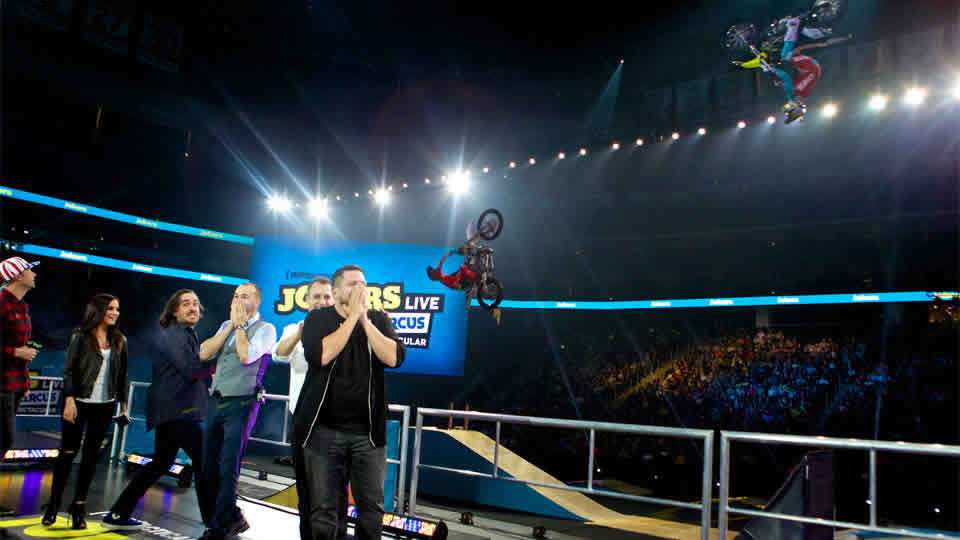 Broadcast Management Group - Impractical Jokers NY 2016