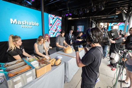 "Mashable | ""The Mashable Show Live at SXSW"""
