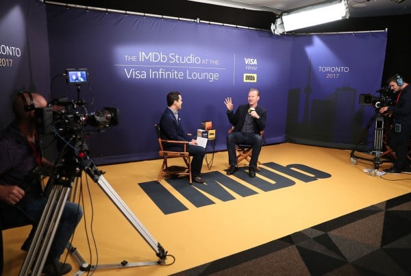 IMDb Studio at Visa Infinite Lounge