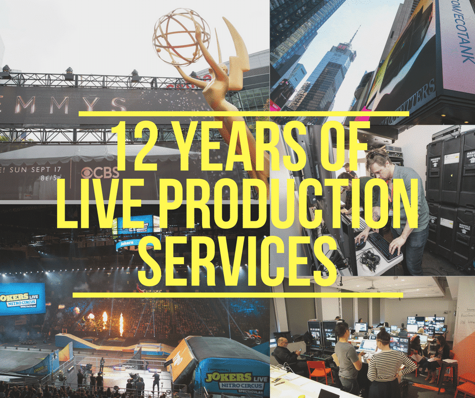 broadcast consulting, production staffing, event production company, event production, live event production, video production, production companies, production services, live production, video productions, video production companies, live video production companies, video streaming