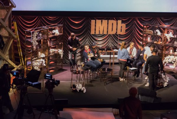 IMDb | Live Viewing Party - Broadcast Management Group