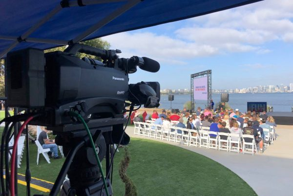 Live Production, Live Production Company, Multi-Camera Production, Video Production, Video Production Company, Production Staffing, Carnival Cruise, San Diego