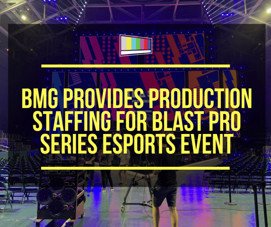 Esports Production Staffing