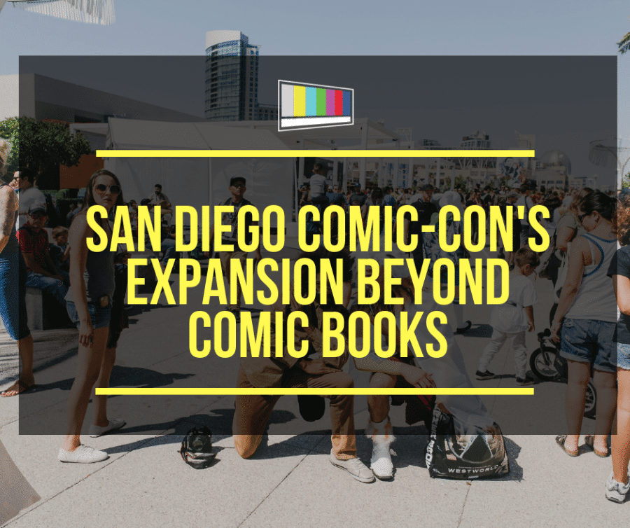 San Diego Comic-Con Expansion